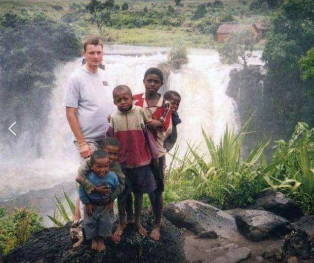 Blake Potter fundraising Madagascar - June 17 2017