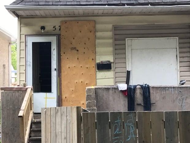 Winnipeg's West End homicide