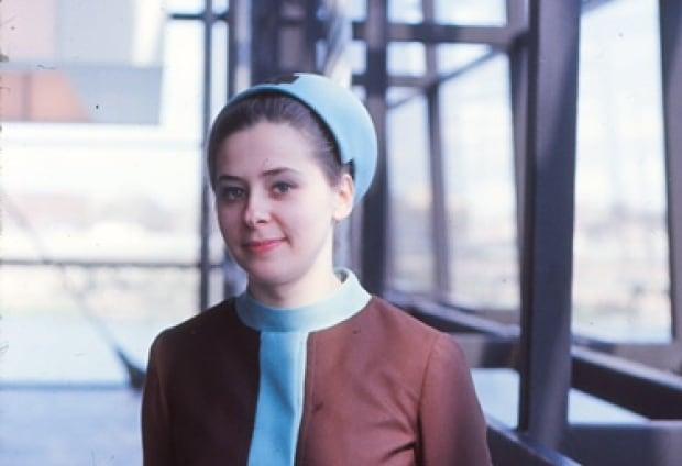Expo 67 hostess Paule-Andrée Morency