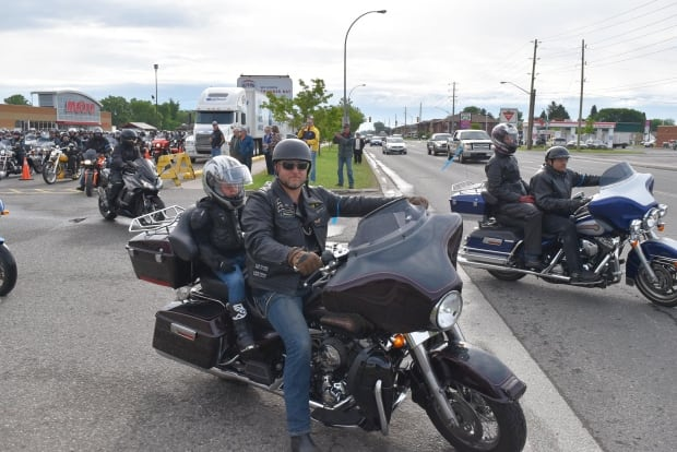 2017 Motorcycle Ride for Dad