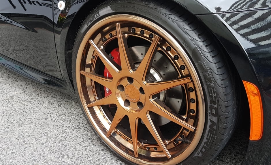 Exotic car show 2017 wheel