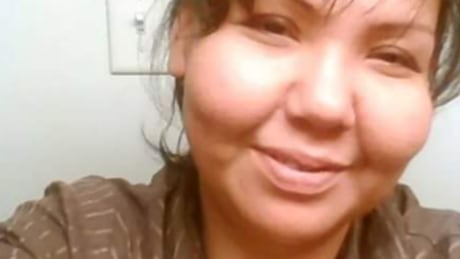 Marilyn Oshawee was found dead at a home on Spence Street early Saturday morning.