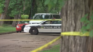 Winnipeg police spence street homicide