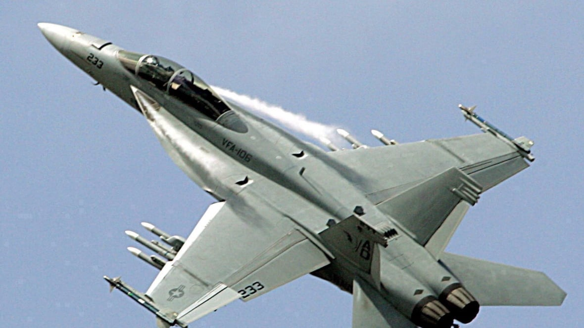 Canada would be required to dispose of 'interim' Super Hornets when new fighters arrive
