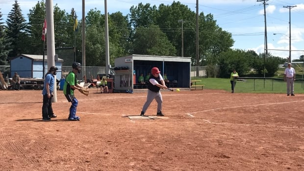 On Sunday, softball teams competed at the 2017 Special Olympics Saskatchewan Summer Games in Moose Jaw.
