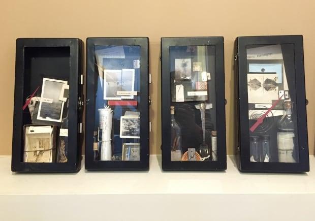 Paul Roorda art boxes