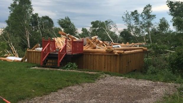 lac st-jean wind damage