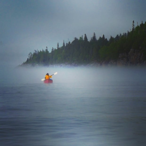 Dianne canoe