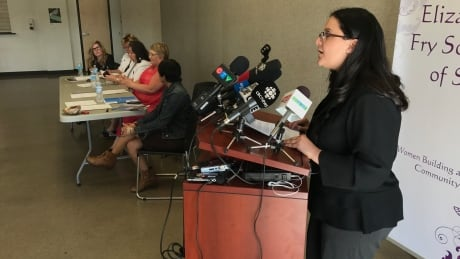 Farida Deif, Canada director at Human Rights Watch.