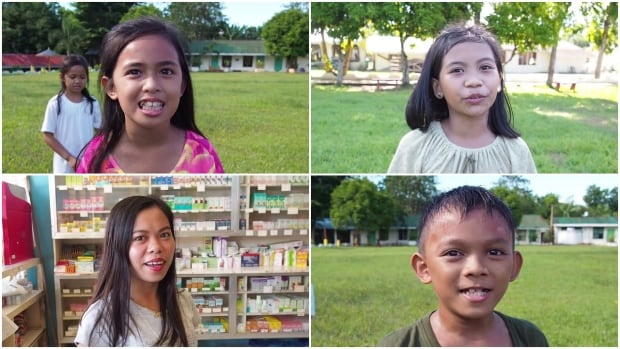 These young residents of the Philippines tried their best to master Newfoundland slang in a video filmed by Ritche Perez.