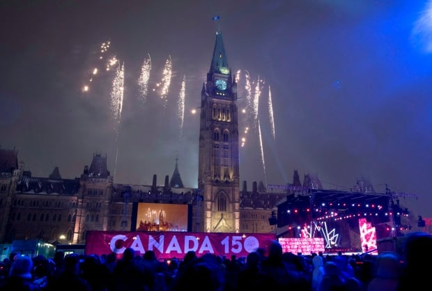 Party pooper: Canada 150 closing party on Parliament Hill cancelled