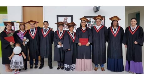 Lax Kw'alaams community celebrates first ever high school graduation