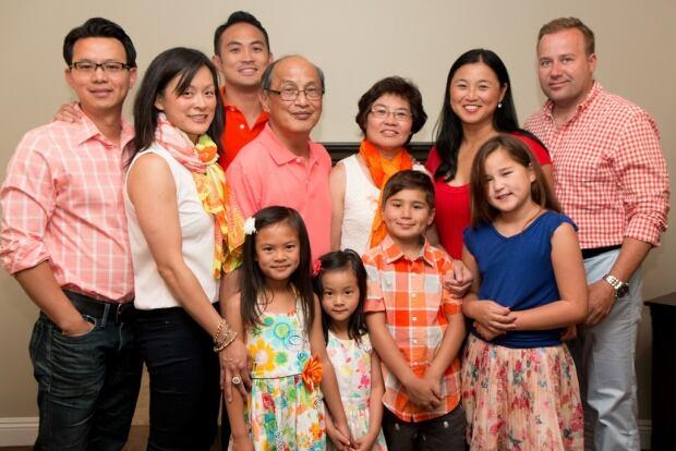 Trinh Family Reunion