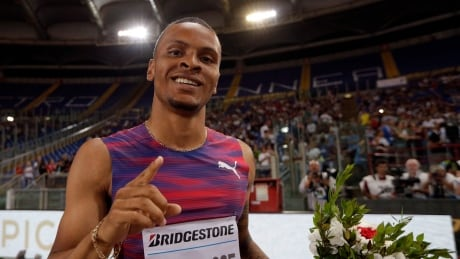 Andre De Grasse headlines Harry Jerome track meet in Coquitlam