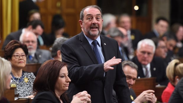 Conservative MP Denis Lebel announced Monday he would vacate his seat of Lac-Saint-Jean this summer.