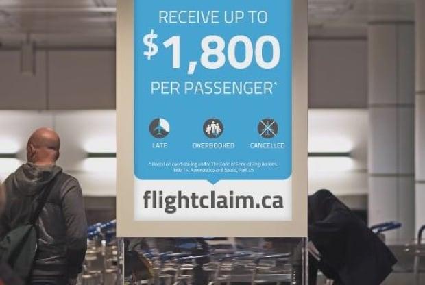 Flight Claim ad airport compensation