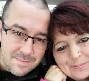 Sylvain and Kelly Rivard
