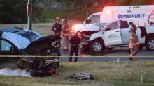 Saskatoon crash near airport