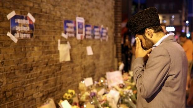 London terror attack suspect named
