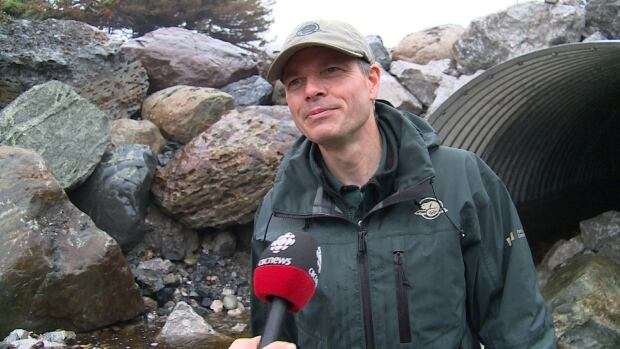 Tom Knight ecologist gros morne national park fish friendly