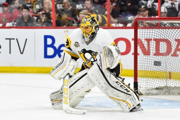 NHL: Fleury, Knights want to win now