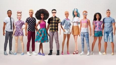 Ken doll gets a makeover as Mattel releases other versions