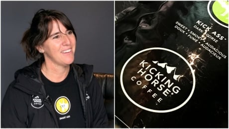 Elana Rosenfeld, CEO of Kicking Horse Coffee