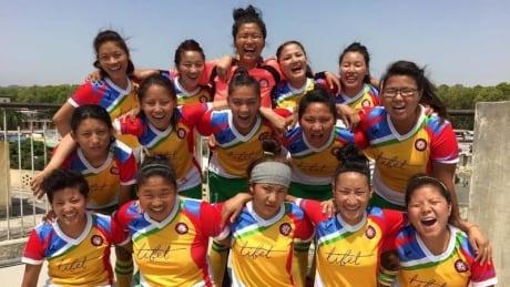 Tibet women's soccer team