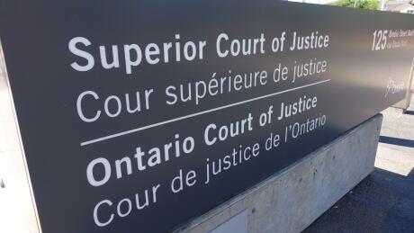 Thunder Bay court house
