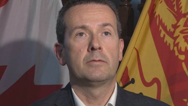 Environment Minister Serge Rousselle says the climate change measure introduced Thursday are enough for now in New Brunswick, but he didn't rule out tougher steps in the future.