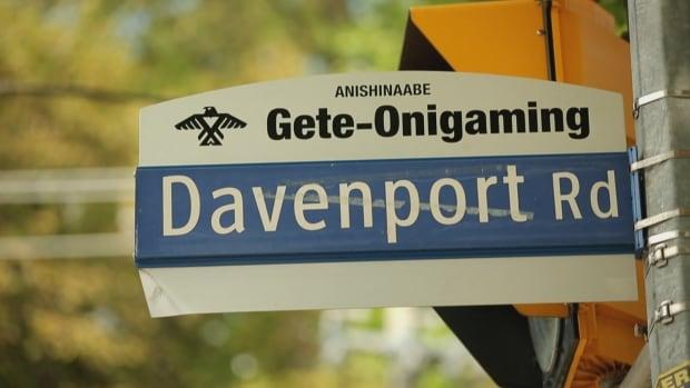 Davenport Road
