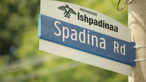 Ishpadinaa sign
