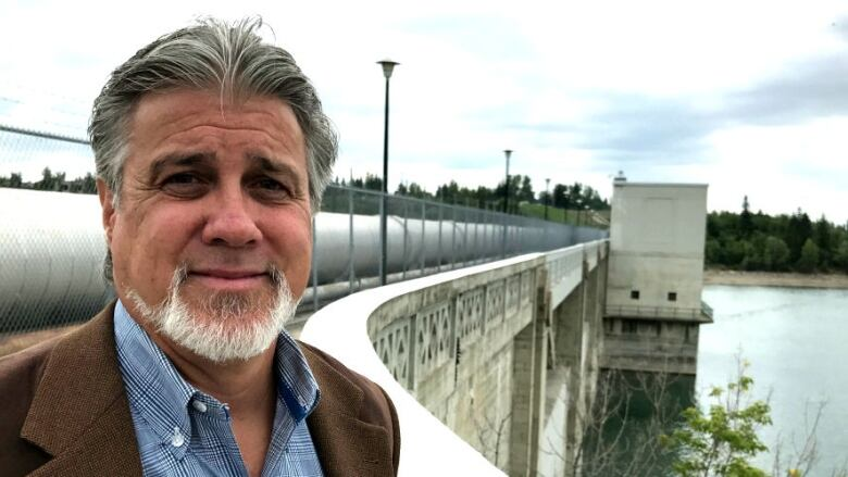 Glenmore Dam pedestrian pathway to close this fall for $82M