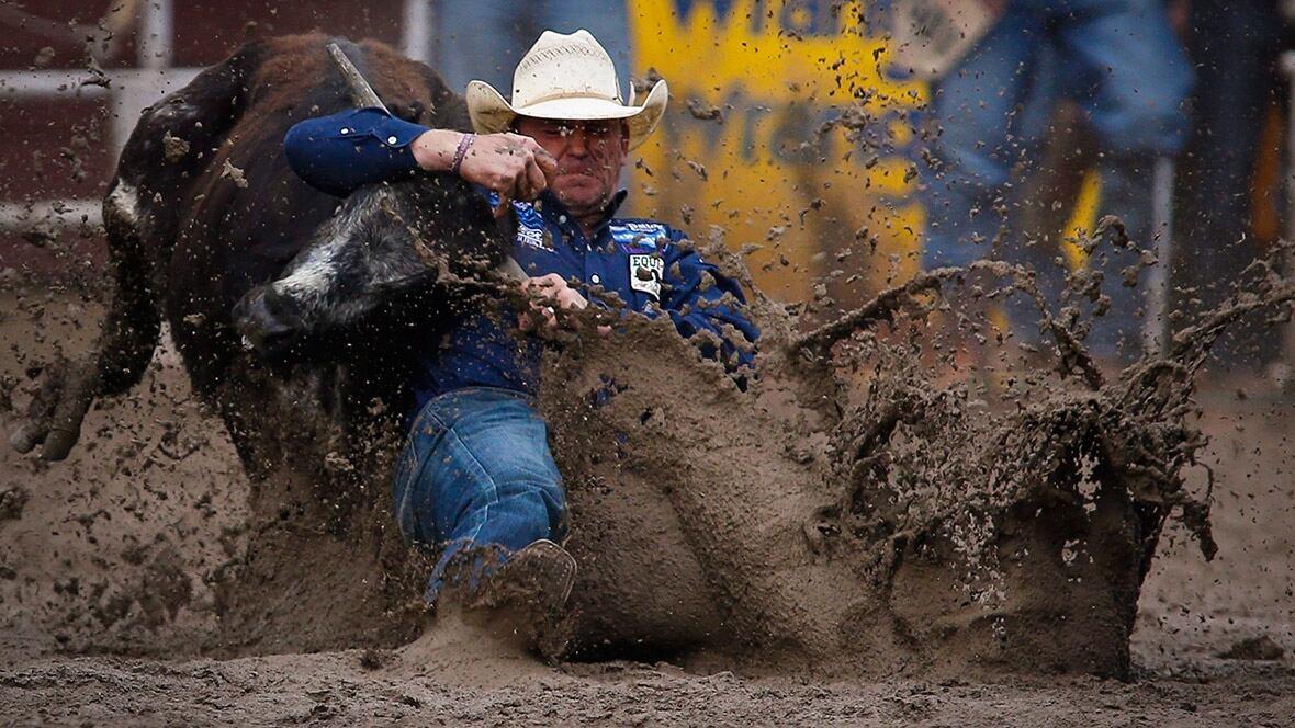 Watch The Calgary Stampede Rodeo Showdown Sunday 2017