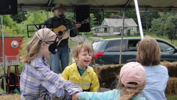 Live music is just one of the family-friendly activities the West Island Festival has to offer.