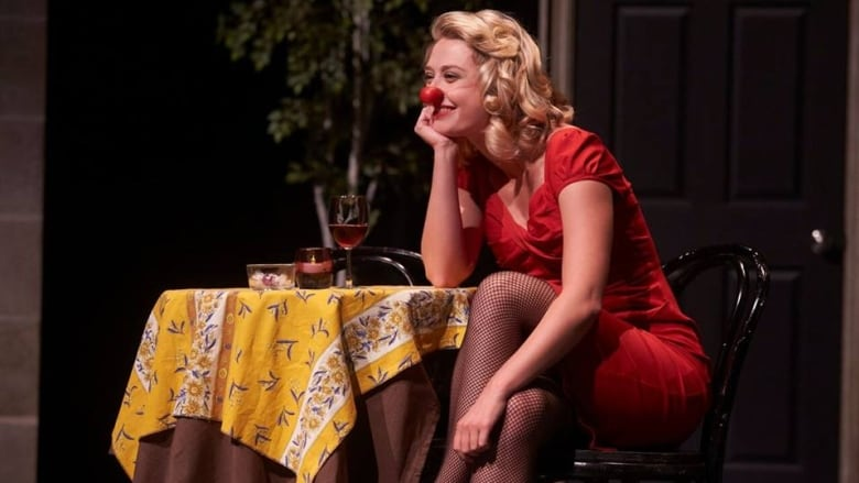 In Blind Date, Mimi (here played by Tess Degenstein) selects a date from  the audience. What follows is 90 minutes of conversation that's more  heartfelt and ...