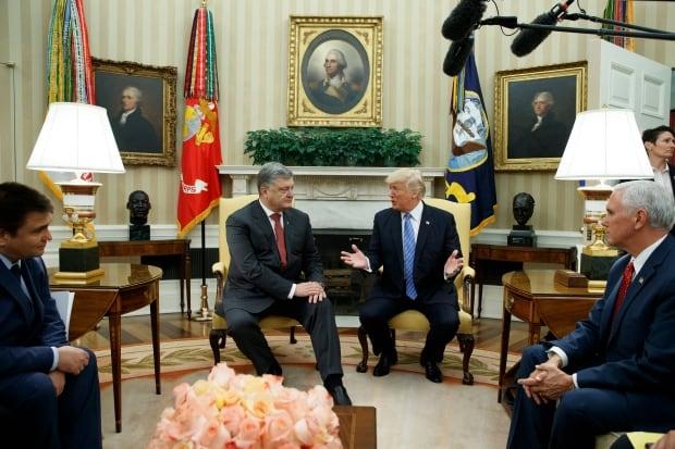 Trump US Ukraine