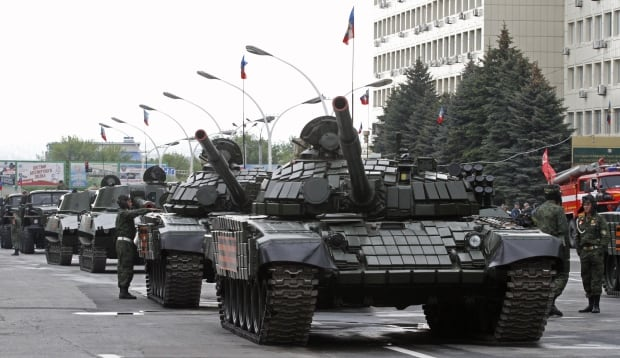 WWII-ANNIVERSARY/UKRAINE