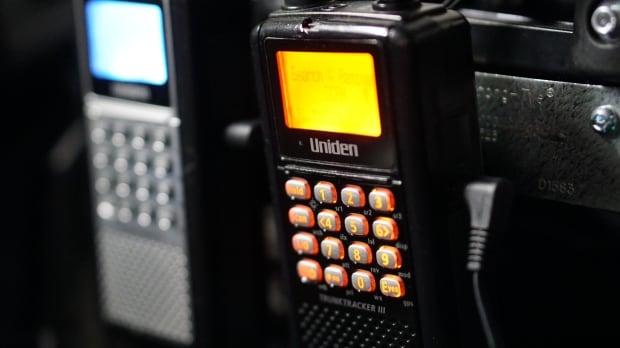 UNIDEN TRUNKTRACKER III SCANNER POLICE FIRE AMBULANCE RADIO