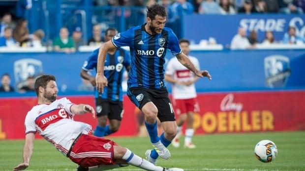 Toronto, Montreal tie 1-1 in Canadian Championship 1st leg