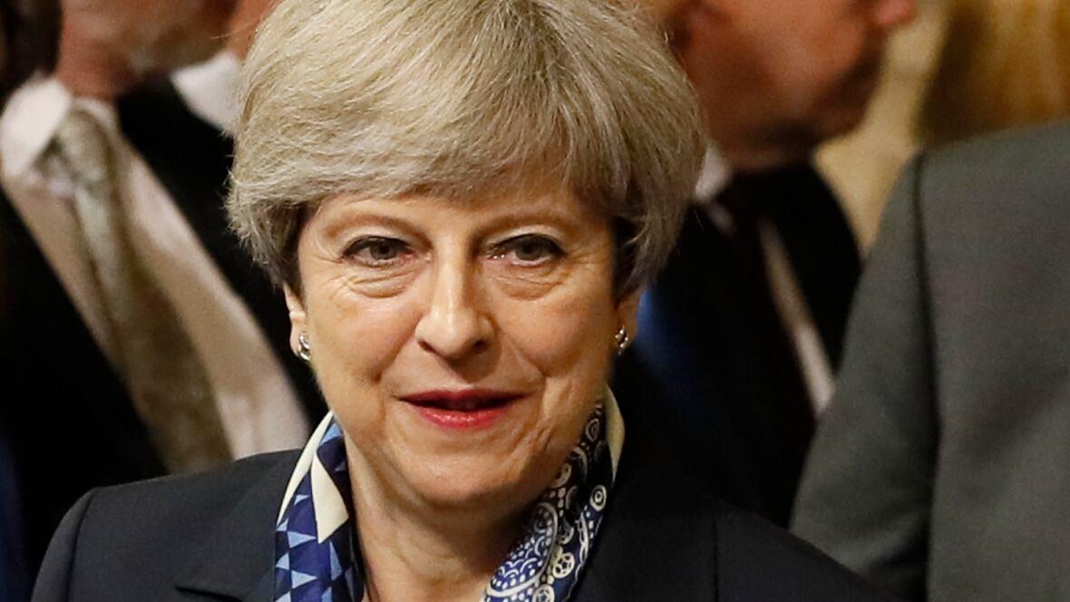 British MPs back Brexit legislation, stiffer tests yet to come