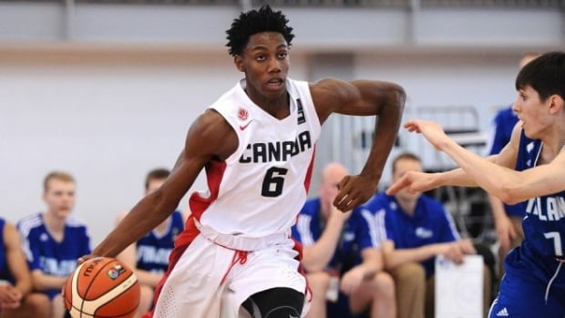 R.J. Barrett is at least a couple years away from the NBA draft, but he's still the most hyped Canadian prospect since Andrew Wiggins.