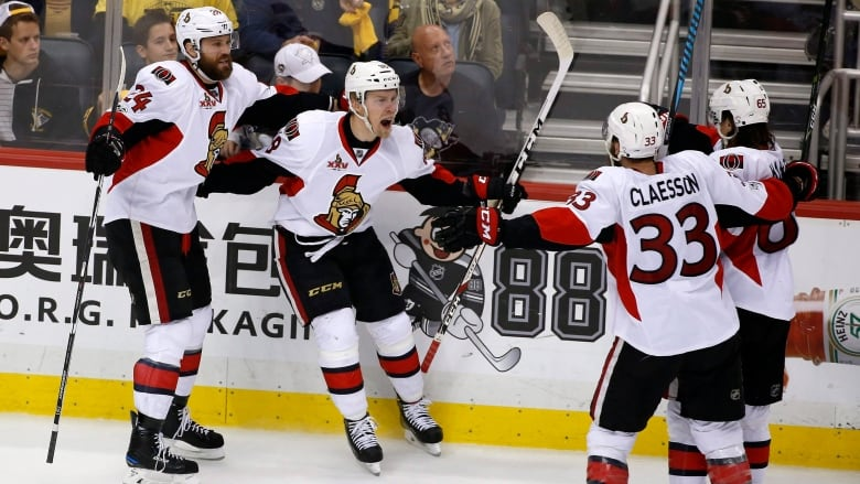 The Ottawa Senators will open their 2017-18 season against the Washington  Capitals Oct. 5. (The Associated Press) 09ad7d9e8d5