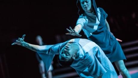Bearing dance-opera