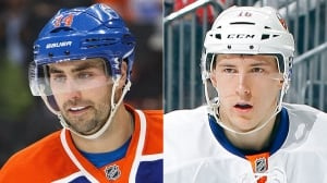 Oilers deal Jordan Eberle to Islanders for Ryan Strome