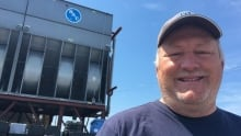 John Hynes union leader Twillingate shrimp plant