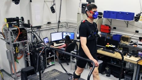 Research into exoskeleton walking devices big leap forward for human-robot interactions
