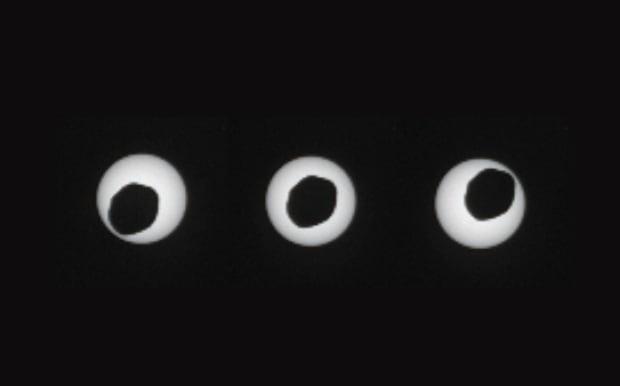 phobos eclipse