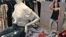 Sears pop-up shop toronto