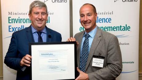 Foulds environmental award